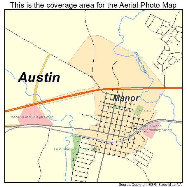 Aerial Photography Map of Manor, TX Texas on manor tx weather, texas highway map, myrtle manor map, manor pa map, manor tx restaurants, middle ages manor map, manor texas, maynard austin map,