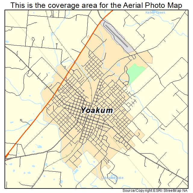 Aerial Photography Map of Yoakum, TX Texas on devers texas map, texline texas map, somervell texas map, hardin texas map, denton texas map, millican texas map, chicago texas map, meadows place texas map, webb texas map, toyahvale texas map, willacy texas map, shiner texas map, rio hondo texas map, ward texas map, nordheim texas map, st. hedwig texas map, reeves texas map, kennard texas map, warda texas map, holiday lakes texas map,
