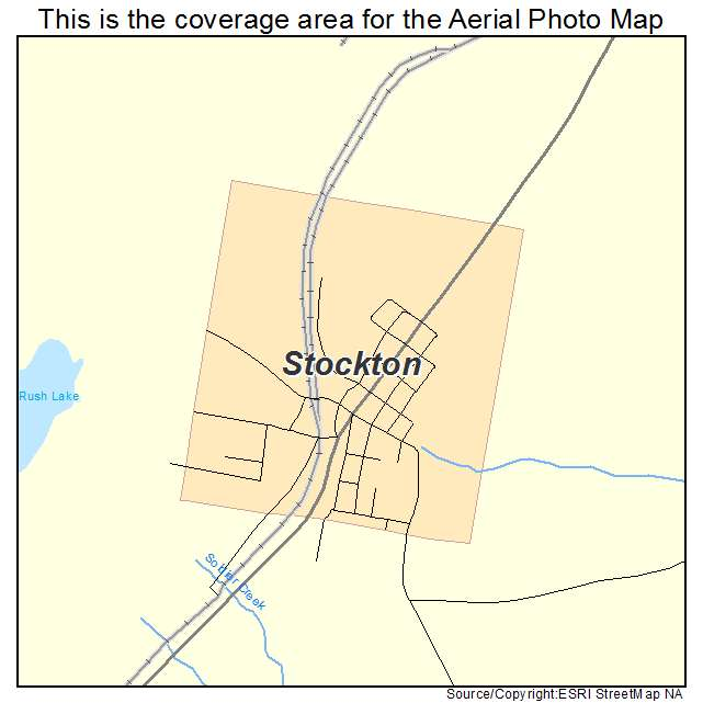 Stockton, UT location map