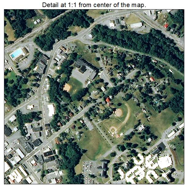 Aerial Photography Map...