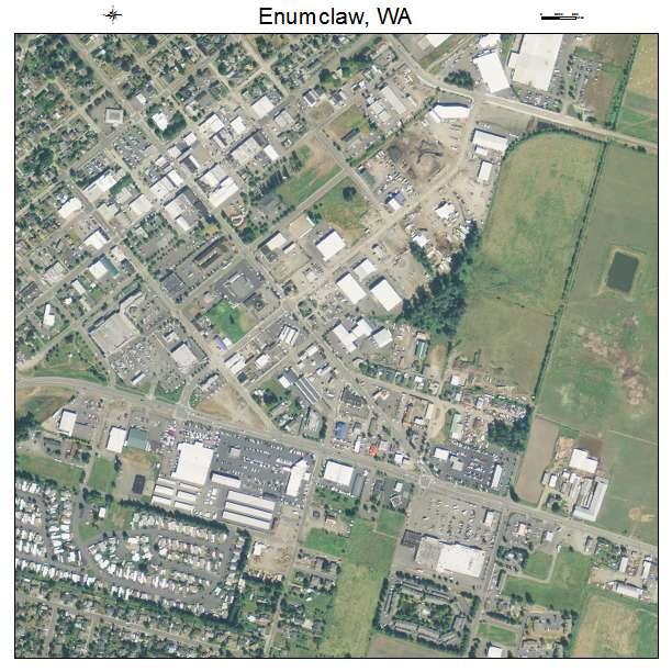 Enumclaw Map