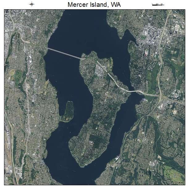 Real estate on Mercer Island