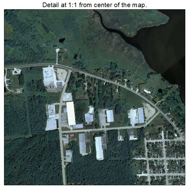 XVON  Image  Two Rivers Wi Map
